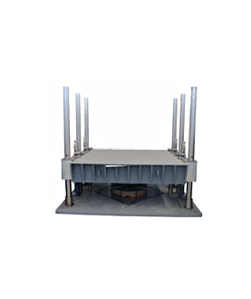 变压器压紧结构冲击试验装置